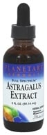 Planetary Herbals - Full Spectrum Astragalus Extract - 2 oz.