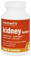 Michael's Naturopathic Programs - Kidney Factors - 120 Vegetarian Tablets