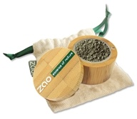 Zao Organic Makeup - Touch Mineral Eye Shadow Loose Powder Golden Green 533 - 2 Grams