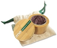 Zao Organic Makeup - Touch Mineral Eye Shadow Loose Powder Iridescent Aubergine 534 - 2 Grams