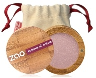Zao Organic Makeup - Pearly Eye Shadow Pearly Pink Beige 102 - ...