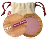 Zao Organic Makeup - Pearly Eye Shadow Pearly Old Pink 103 - ...