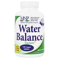 Michael's Naturopathic Programs - Water Balance Factors - 120 Vegetarian Tablets