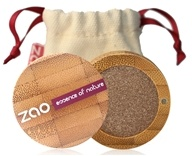 Zao Organic Makeup - Pearly Eye Shadow Bronze 106 - 0.11 oz.