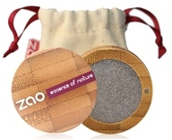Zao Organic Makeup - Pearly Eye Shadow Pearly Brown Grey 107 - 0.11 oz.