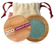 Zao Organic Makeup - Pearly Eye Shadow Pearly Turquoise 109 - 0.11 oz.