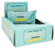 JimmyBar! - Clean Snack Bar No Bluffin' Banana Muffin - 1.6 oz.