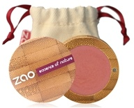 Zao Organic Makeup - Pearly Eye Shadow Peach Blossom 111 - 0.11 oz.