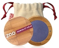 Zao Organic Makeup - Pearly Eye Shadow Azure Blue 112 - 0.11 oz.