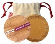 Zao Organic Makeup - Pearly Eye Shadow Coppered Gold 113 - 0.11 oz.
