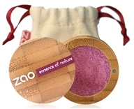 Zao Organic Makeup - Pearly Eye Shadow Ruby Red 115 - 0.11 oz.