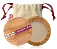 Zao Organic Makeup - Matte Eye Shadow Brown Beige 202 - 0.11 oz.