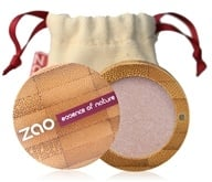 Zao Organic Makeup - Matte Eye Shadow Golden Pink 204 - 0.11 ...