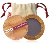 Zao Organic Makeup - Matte Eye Shadow Dark Purple 205 - 0.11 oz.
