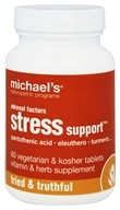 Michael's Naturopathic Programs - Adrenal Factors Stress Support - 60 Vegetarian Tablets