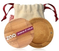 Zao Organic Makeup - Cream Eye Shadow Golden Bronze 254 - 0.11 oz.