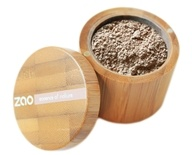 Zao Organic Makeup - Mineral Silk Loose Powder Foundation Clear Beige 501 - 0.53 oz.