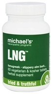 Michael's Naturopathic Programs - LNG - 60 Vegetarian Tablets