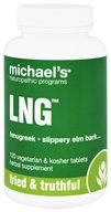 Michael's Naturopathic Programs - LNG - 120 Vegetarian Tablets