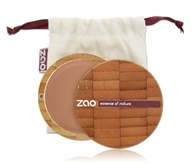 Zao Organic Makeup - Compact Foundation Rose Petal 732 - 0.27 oz.