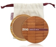 Zao Organic Makeup - Compact Foundation Neutral 733 - 0.27 oz.