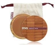 Zao Organic Makeup - Compact Foundation Cappuccino 734 - 0.27 oz.