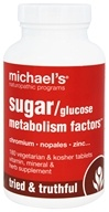 Michael's Naturopathic Programs - Glucose/Sugar Metabolism Factors - 180 Vegetarian Tablets