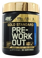 Optimum Nutrition - Gold Standard Pre-Workout Bonus Size Blueberry Lemonade - 360 Grams