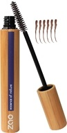Zao Organic Makeup - Mascara Dark Brown 081 - 0.3 oz.