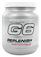 G6 Sports - Replenish Complete & Instant Recovery Candy Watermelon - 2 lbs.