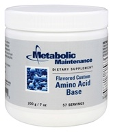 Metabolic Maintenance - Flavored Custom Amino Acid Base - 200 Grams