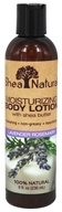 Shea Natural - Moisturizing Body Lotion with Shea Butter Lavender Rosemary - 8 oz.