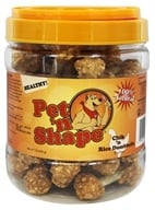 Pet 'N Shape - 100% Natural Chik 'N Rice Dumbbells Dog Treats - 1 lb.