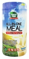 Nature's Food - All-In-One Meal Plant-Based Meal Replacement Vanilla Bean - 2.28 lbs.