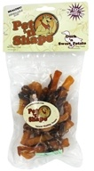 Pet 'N Shape - 100% Natural Duck 'N Sweet Potato Dog Treats - 4 oz.