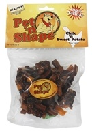 Pet 'N Shape - 100% Natural Chik 'N Sweet Potato Dog Treats - 8 oz.