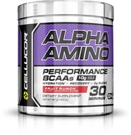 Cellucor - Alpha Amino Performance Aminos Fruit Punch 30 Servings - 384 Grams