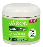 Jason Natural Products - Gluten Free Facial Creme - 4 oz.