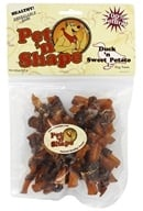 Pet 'N Shape - 100% Natural Duck 'N Sweet Potato Dog Treats - 8 oz.