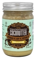 Sweet Spreads - CocoNutter All Natural Flavored Coconut Butter Vanilla Cupcake - 15 oz.