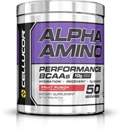 Cellucor - Alpha Amino Performance Aminos Fruit Punch 50 Servings - 640 Grams