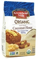 Arrowhead Mills - Organic Fair Trade Coconut Flour - 20 oz.