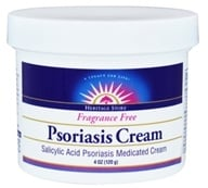 Heritage - Psoriasis Cream Fragrance Free - 4 oz.