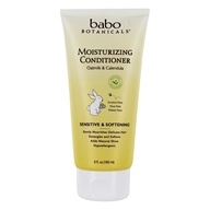 Babo Botanicals - Moisturizing Conditioner Oatmilk Calendula - 6 oz.