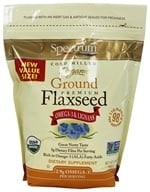 Spectrum Essentials - Organic Ground Premium Flaxseed - 24 oz.