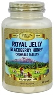 Premier One - Royal Jelly Blackberry Honey - 60 Chewable Tablets