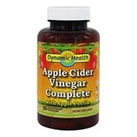 Apple Cider Vinegar Complete with Apple Pectin - 90 Vegetarian Capsules