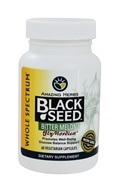 Amazing Herbs - Black Seed with GlyMordica Bitter Melon - 100 Capsules
