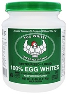 Egg Whites International - 100% Liquid Egg Whites Pasteurized - 2 Half Gallons