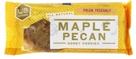 WB Kitchen - All Natural Honey Cookies Maple Pecan - 2 oz.